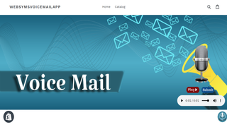 Voice Mail Page