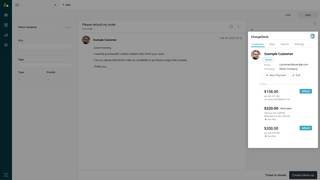 Connect Shopify to Zendesk with ChargeDesk