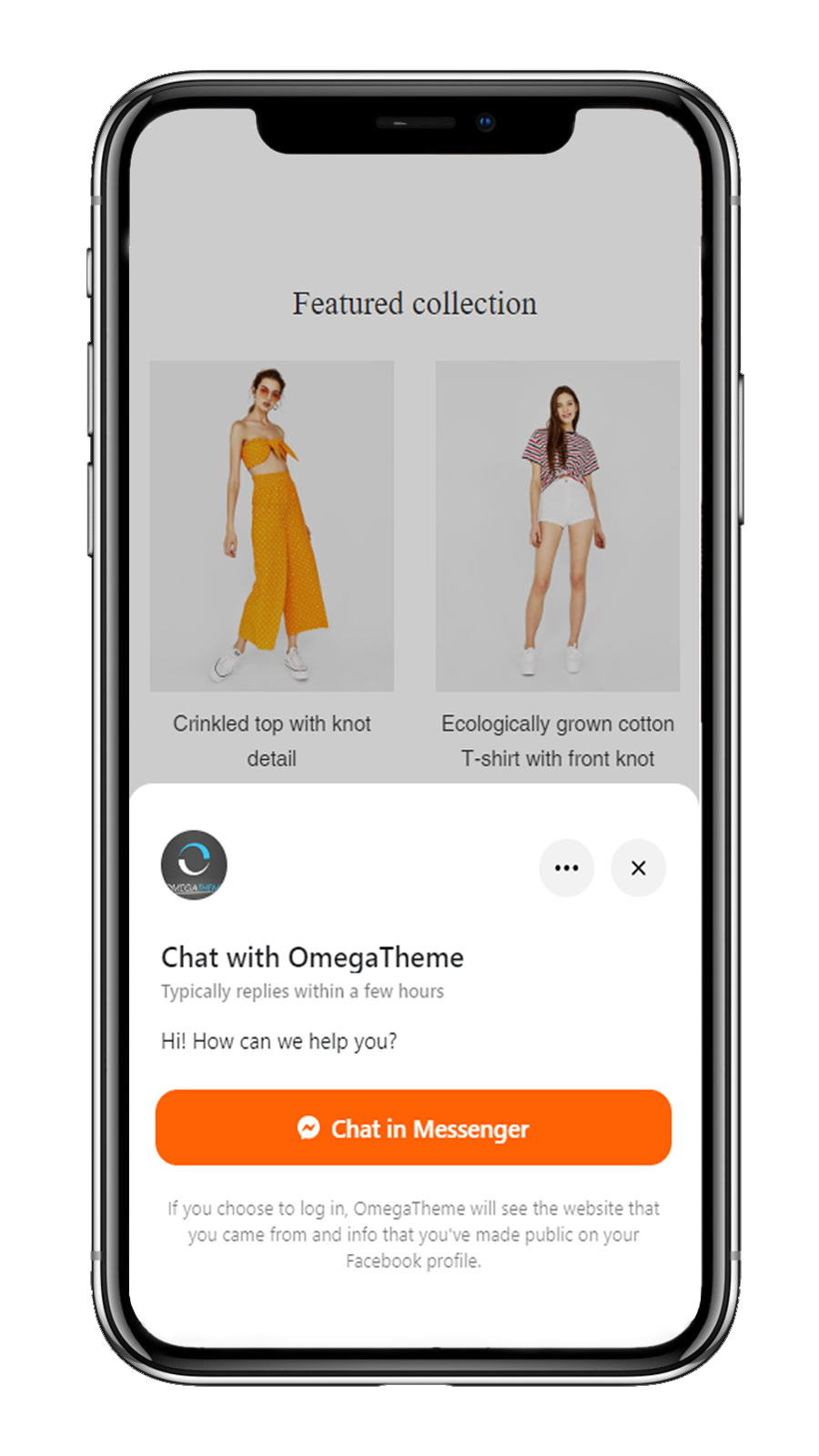 Facebook Chat Mobile