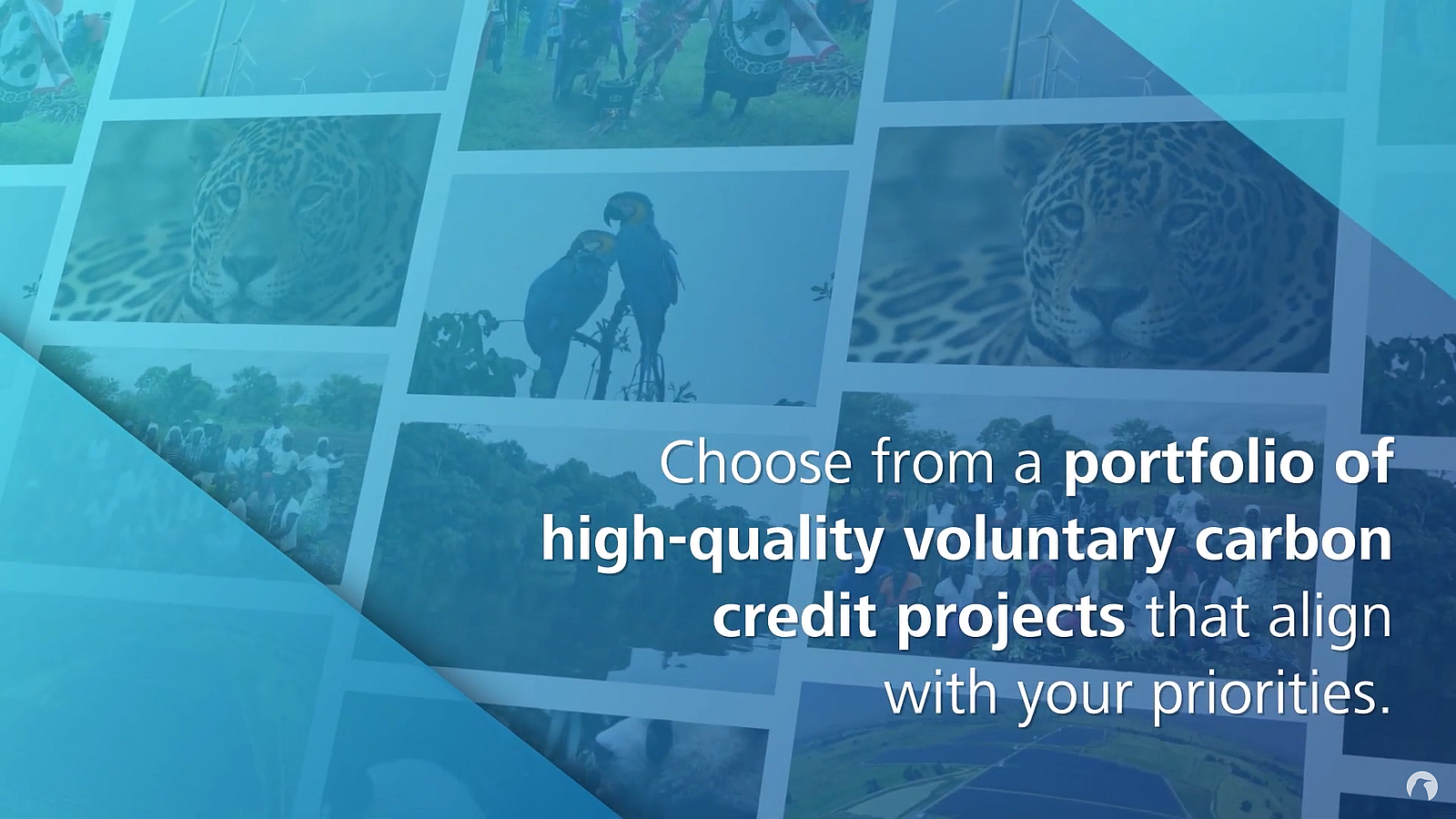 Choose the offset project that matches your brand