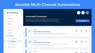Sensible Multi-Channel Automations