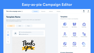 Easy-as-pie Campaign Editor