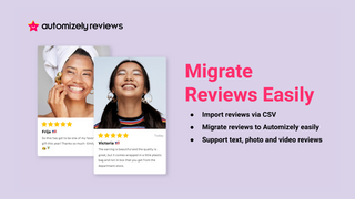 Migrate reviews easily