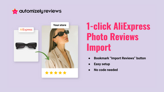 1-Click AliExpress Reviews Import