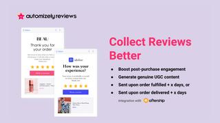 Send Review Request Emails