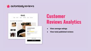Reviews Analytics