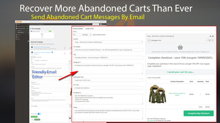 Recover Abandoned Carts Through Email