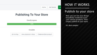 Publishing to your store