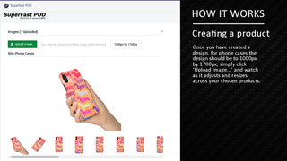 Creating a product