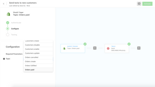 Building a simple workflow