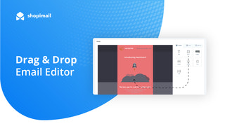 Drag & drop email editor