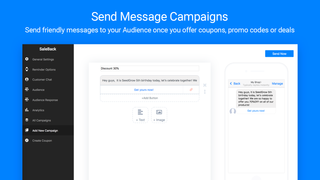 Send Broadcast Messaging Campaigns