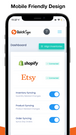 Etsy Sync Mobile View