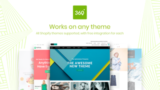 360 product spin works on any Shopify theme