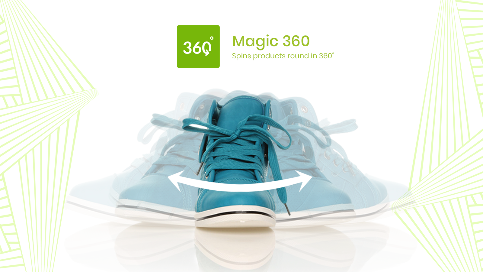 The ultimate 360 product spin