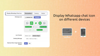WhatsApp web support For Different Devices