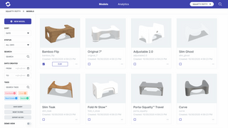 Use Seek Studio to manage your 3D content
