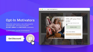 Convert Genius Popups - Opt-In Gift Box Motivators