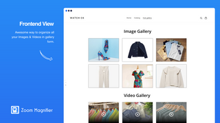 Image & Video Gallery