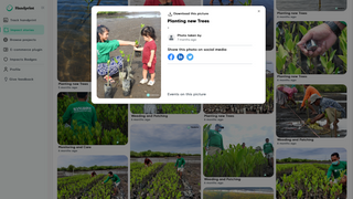 Connect with communities on the field and share their stories