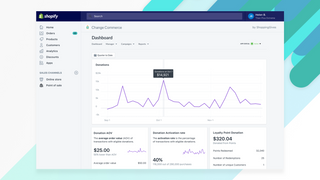 3-Change Commerce - App Dashboard