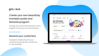 Loyalty and Rewards program with referrals
