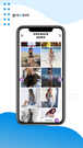 Shop Instagram galleries on mobile