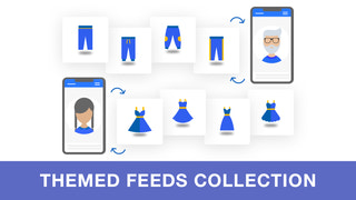 Sync thematic feeds collections