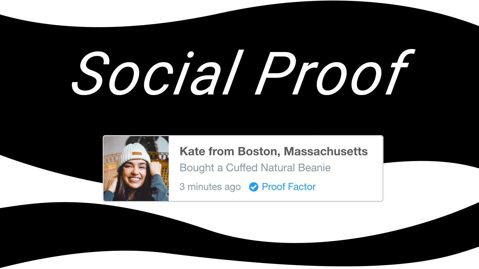 ONE+ Social Proof