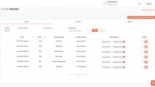 Place Shopify orders on Printrove automatically