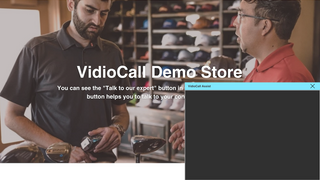 Real-time video call