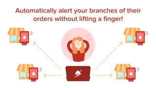 Instant Alerts with our In-Store Merchant App