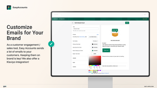 Customize the emails that you send to engage with your customers