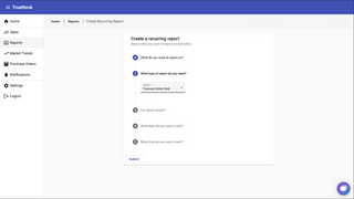 Create Recurring Reports