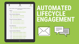 Automated Lifecycle Engagement
