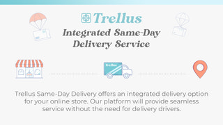 Integrated Same-Day Delivery Service.