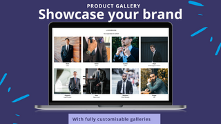 Product Page Gallery View