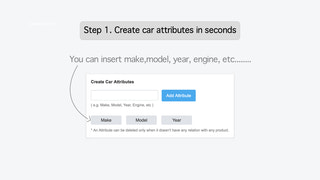 search by car app Year Make Model Year car Filter vehicle filter