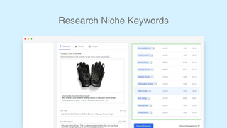 Optimize Products with Niche Keyword Research
