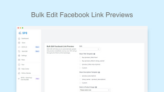 Save Time with Bulk Edit Product Link Previews