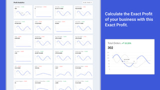 Calculate the profit of your business with this Exact Profit