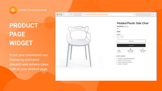 Product Page Widget