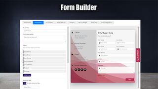 Contact Form Builder 05