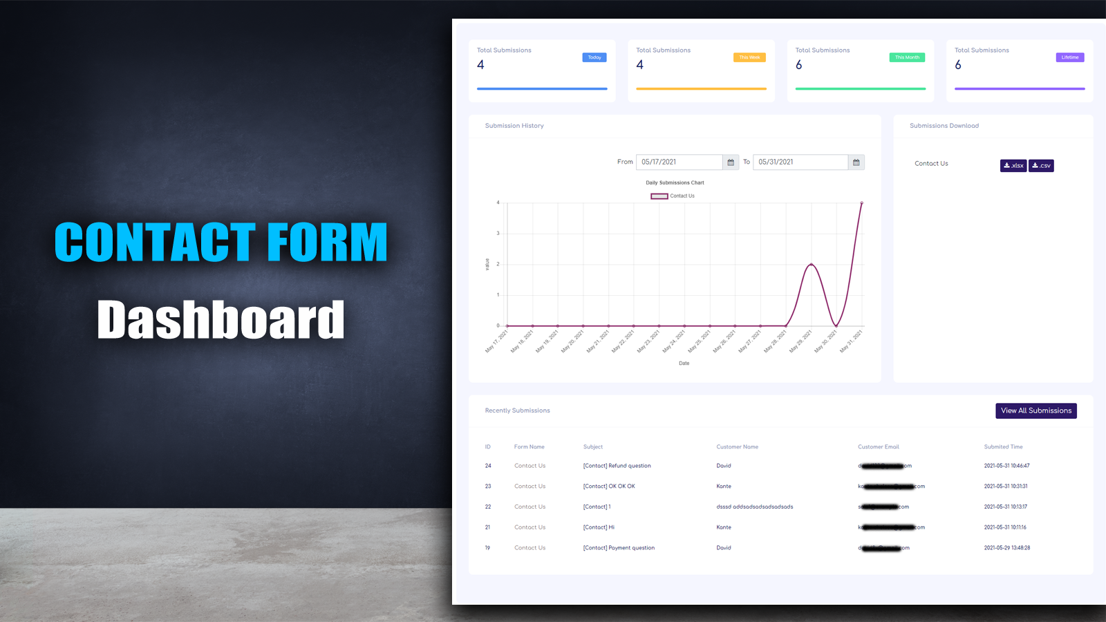 Contact Form Builder 02