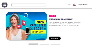 Audience can Join Live Events from your Store