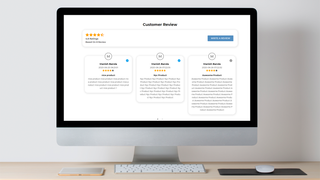 Reviews In Product Page
