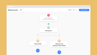 hive.co's advanced email and SMS automations