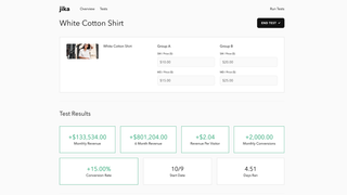 Track Revenue, Metrics, and Conversions