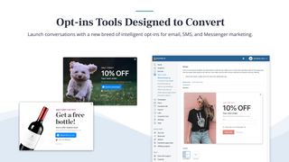 Opt-in tools designed to convert
