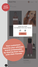 Dress yourself virtually and share looks with friends